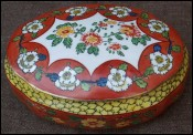 Jewel Box French Limoges Porcelain 1940