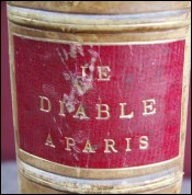 Le Diable Paris illustre  Gavarni et Grandville