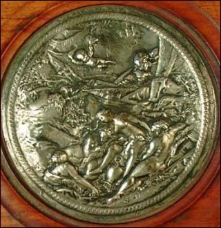 Bacchus Bronze Decorative Frame