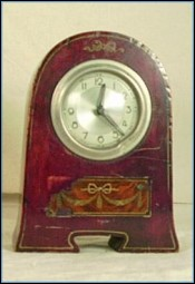 Art Deco Small Clock