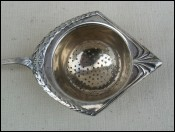 Art Deco German WMF Tea Strainer German