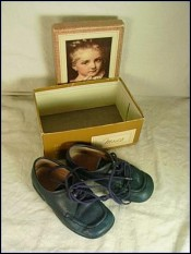 BABY SHOES 50s