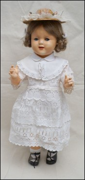 Raynal Number 2 Doll Googly Sleep Eyes 22