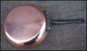 Stainless Steel Copper 2mm ++ 8 Frying Pan