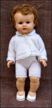 Raynal Doll Christiane 15 Sleeping Eyes France 1959