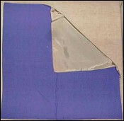 Cover Chalice Blue Silk
