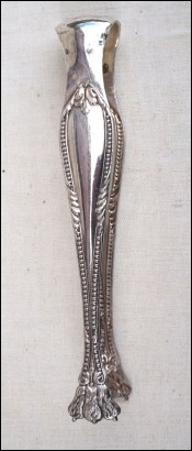 Sugar Tongs Silverplate S Prudhomme Paris