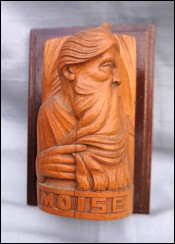 Moses Moise Camille Boucher Quimper French Art Deco