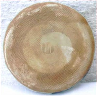 Small saucer plate japan
