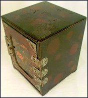 Japan Lacquerware Tea Box