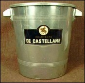 art deco bucket castellane