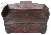 Qing Dynasty Travel Altar Table