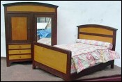 Bedroom Set for Doll